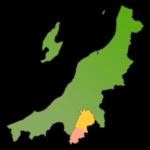 新潟県南魚沼地方